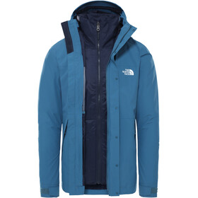 The North Face Naslund 3:1 Triclimate Veste Homme, mallard blue/urban navy